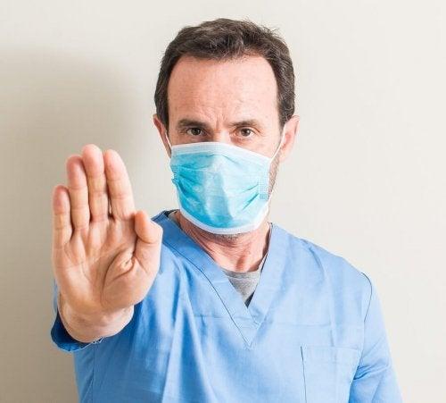 Ante gripe ou resfriado consulte seu médico