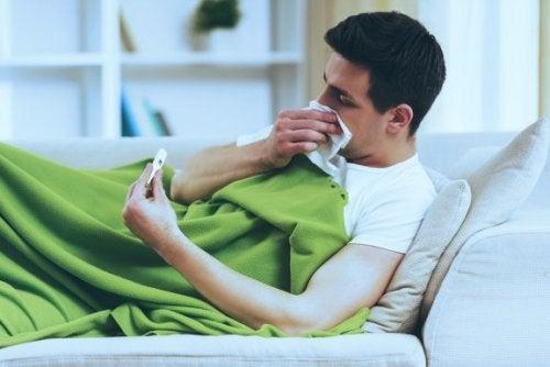 Gripe ou resfriado? Principais diferenças
