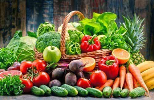 5 vegetais para aumentar a massa muscular
