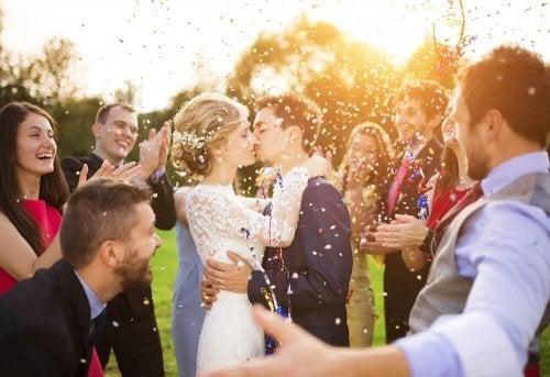Ainda há vontades de se casar