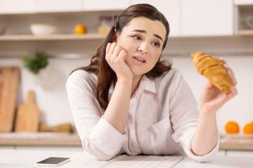 Uma dieta inadequada, um dos erros que te fazem engordar em uma dieta
