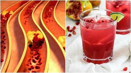 6 remédios caseiros para limpar as paredes arteriais