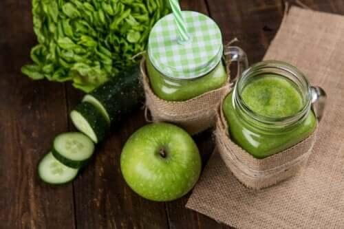 5 sucos verdes para emagrecer que você deve experimentar