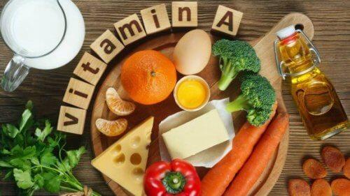 Alimentos ricos em vitamina A, onde encontrá-los?