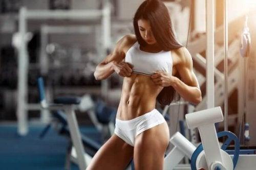 A melhor dieta para mulheres que são atletas de alto desempenho