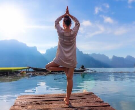 Qual é o tempo recomendado para uma prática de ioga?