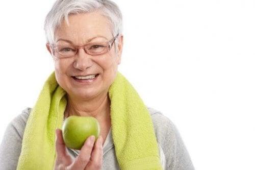 Ganho de peso com a idade: como evitá-lo com dieta?