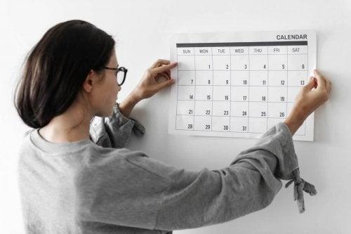 Organize as tarefas do dia para motivar seu filho a estudar