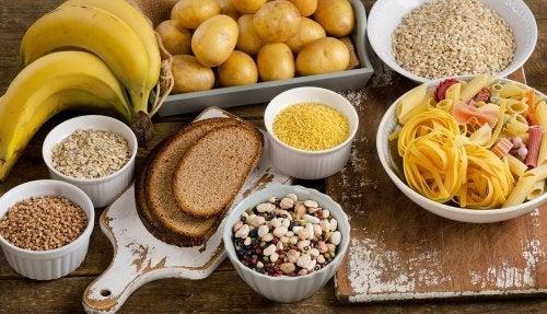 Carboidratos ajudam a ganhar massa muscular