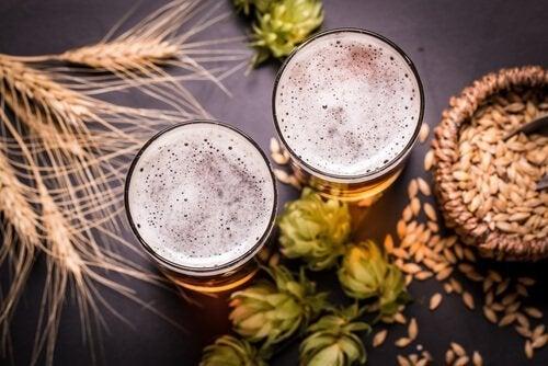 Uso do álcool na receita de frango com cerveja