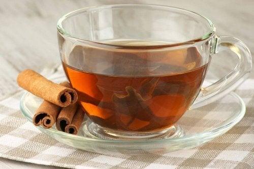 Chá de canela anti-inflamatório por excelência