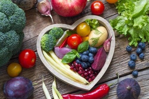 Para comer mais saudável, inlcua mais frutas e verduras