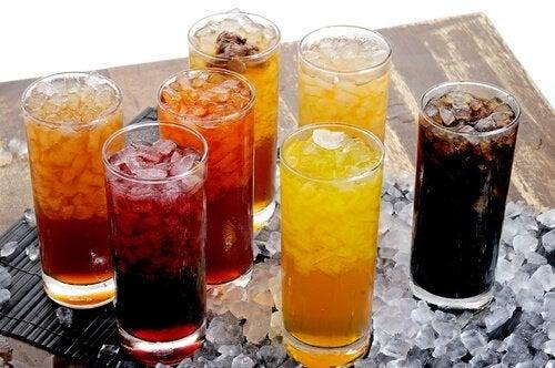 Bebidas com corantes podem ser cancerígenas?