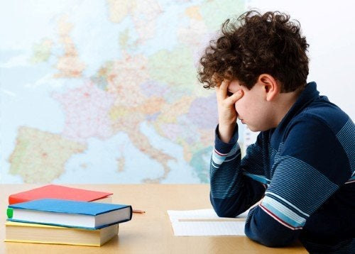 Notas escolares podem causar estresse