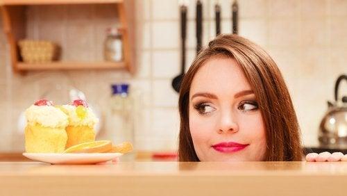 A gelatina tira o desejo por doce