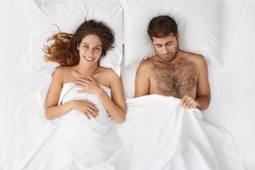 Transtorno do desejo sexual hipoativo em homens