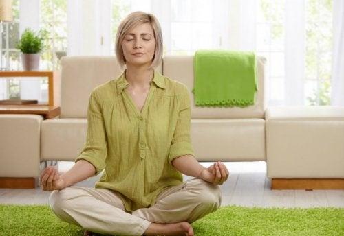 meditar para fortalecer o cérebro