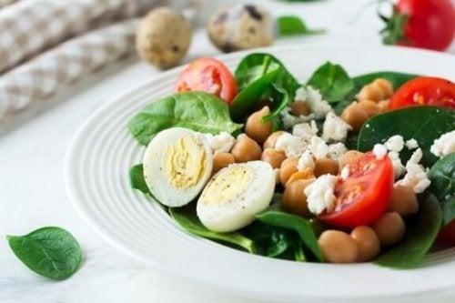 Em que consiste uma dieta ovovegetariana?