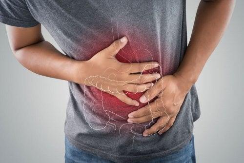 Dor por diarreia
