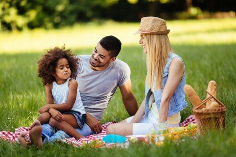 Atividades familiares para evitar birra nas crianças