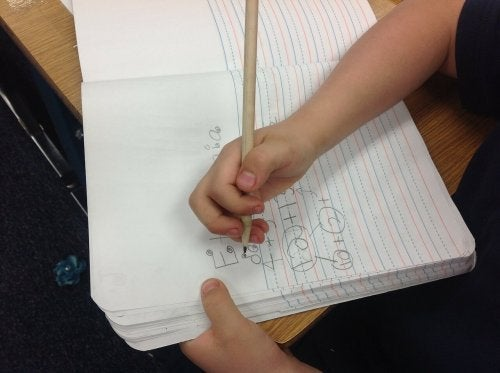 Escrever ajuda a aprender ortografia