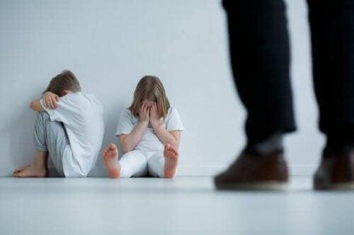 9 sinais de abuso infantil