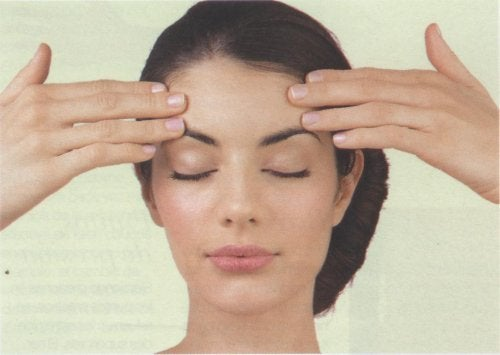 Massagens na cabeça