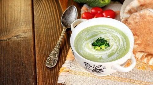 Brócolis para preparar patês vegetais