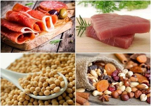 Consuma proteína para controlar o diabetes tipo 2