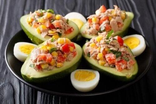 Aprenda a preparar deliciosos recheios de atum
