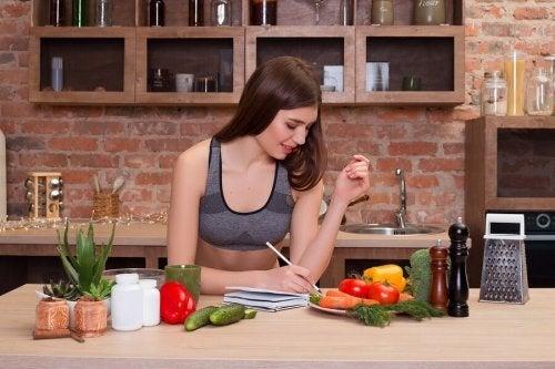 Mudanças na dieta para reduzir o colesterol sem estatinas