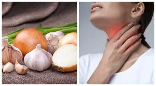 4 remédios para aliviar uma infecção na garganta