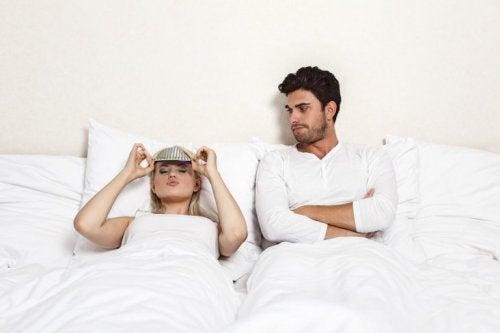 Homens com desejo sexual hipoativo têm problemas de disfunção