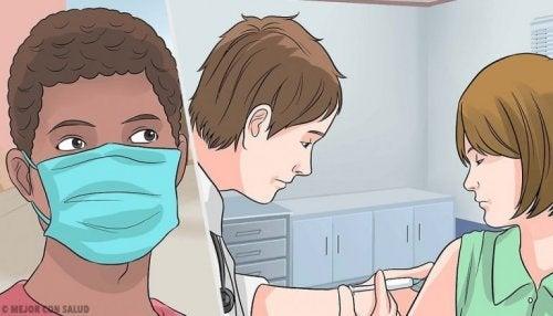 Prevenção da peste pulmonar
