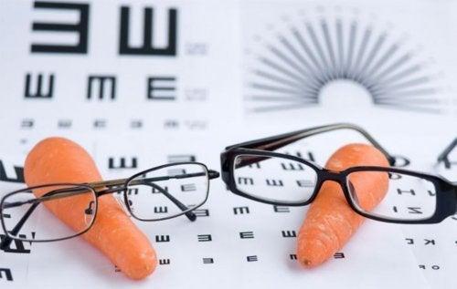 A vitamina A é boa para a vista
