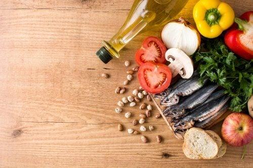 10 aspectos básicos para começar uma dieta mediterrânea
