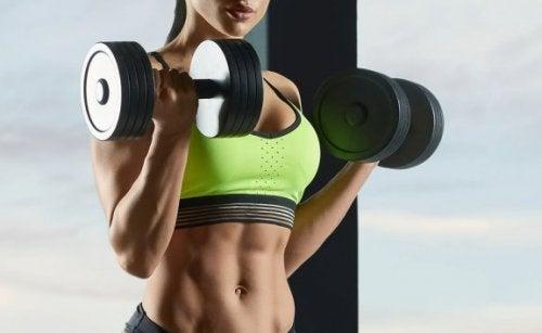 O papel do ácido láctico no exercício