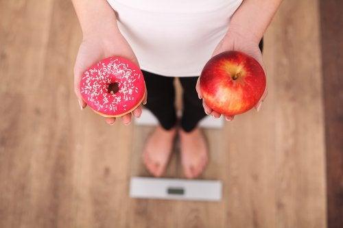 5 alimentos diet que fazem você aumentar de peso sem saber