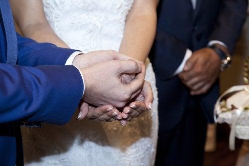 Escolha bem suas arras no casamento