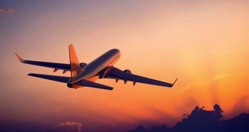 Viagem longa com bebê de avião