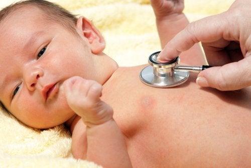 Exame de prevenção infecção neonatal