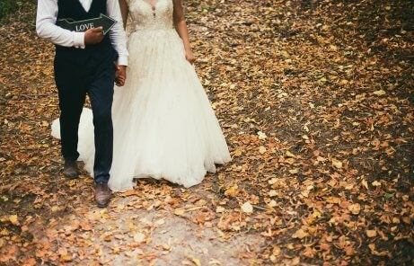 Look para casamento no outono
