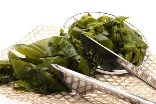 Formas de consumir algas e seu valor nutricional