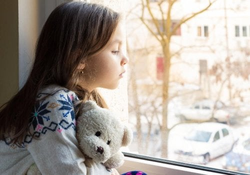 Criança quer um amigo de verdade