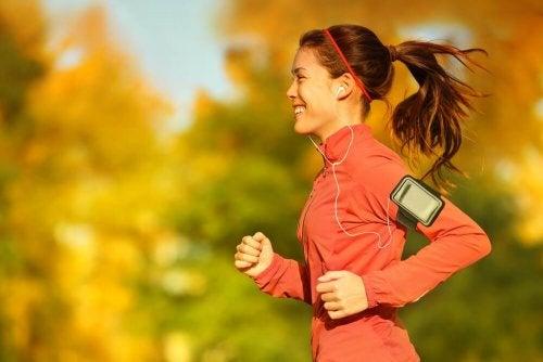 Exercício físico para evitar um resfriado