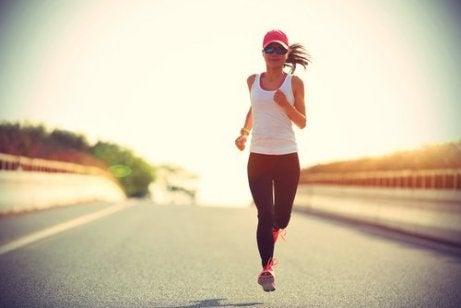 Faã exercício para lidar com o estresse