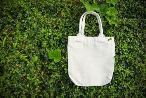 Faça suas próprias bags para o supermercado
