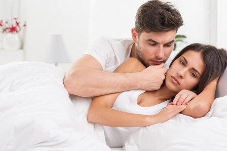 A falta de amor impede de desfrutar do sexo plenamente