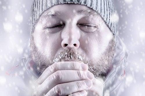 Hipotermia por frio