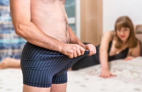 Parafimose causa problemas sexuais